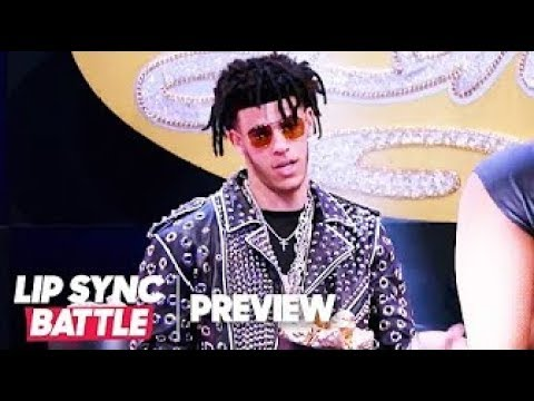 LONZO BALL PERFORMS BAD AND BOUJEE BY MIGOS IN A LIP SYNC BATTLE LIVE ON TV SHOW