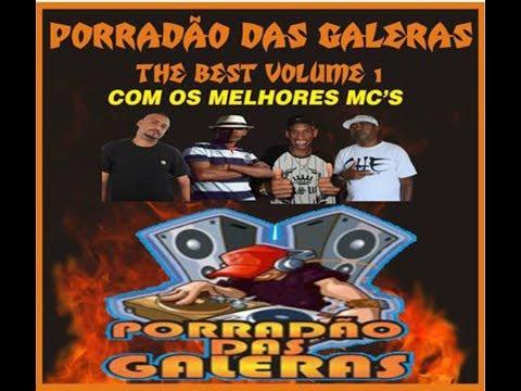 CDZÃO PORRADÃO DAS GALERAS - VOLUME 01- FAIXA 07 - LA LA LA