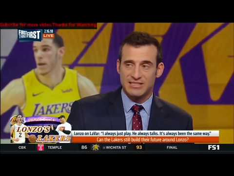 Lonzo on Lavar Ball 'I always just play He always talks It's always been the same way'
