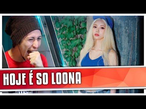 REAGINDO À LOONA Yves JinSoul Kim Lip e Choerry