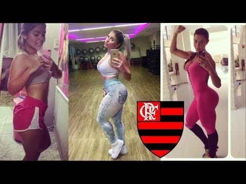 Veja as mulheres gatas dos jogadores do Flamengo