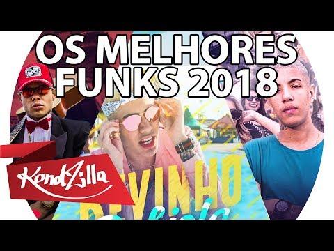 MEGA TOP FUNK VERÃO 2018 AS MELHORES E MAIS TOCADAS MC KEVINHO KEKEL LAN GW E MAIS