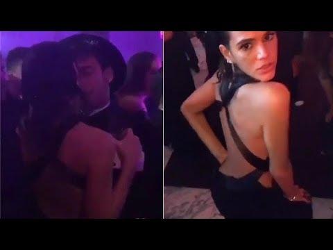 bruna dança funk até o chão em festa de neymar