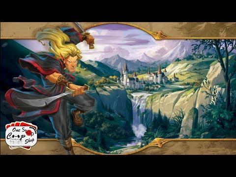 Runebound - Unbreakable Bonds Fierce Beginnings Part 1