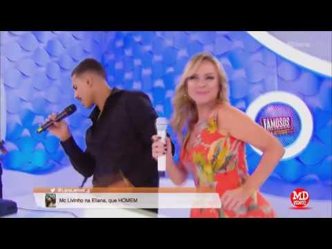 MC Livinho Ao Vivo Programa da Eliana - Cheia de Marra