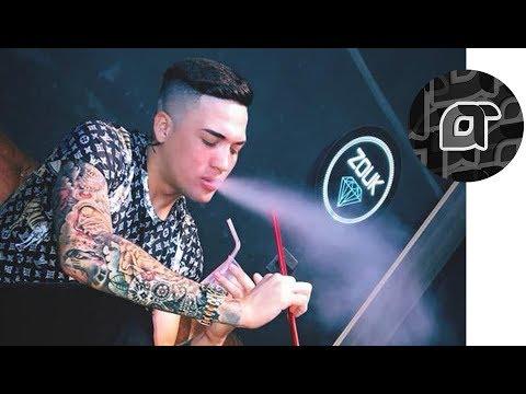 MC Brisola - Ouvindo Rap e Fumando Beck DJ R7 Áudio Oficial 2018