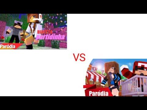 QUAL EA MELHOR PARODIA DA ANITTA PARADINHA BIBI VS PAPILE