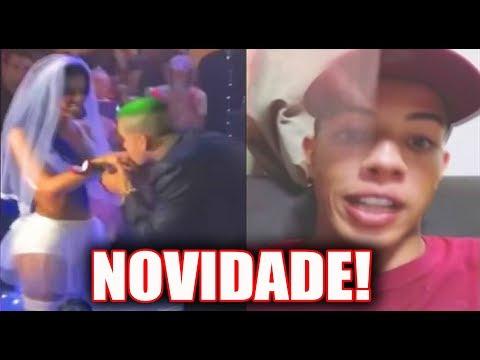 MC TATI ZAQUI É PEDIDA EM CASAMENTO & MC DON JUAN RESPONDE TRETA
