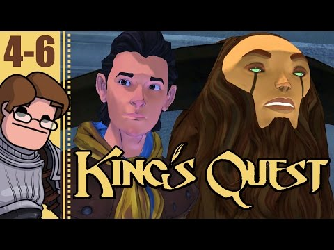 Let's Play King's Quest 2015 Chapter 4 Part 6 - Bonds of Family