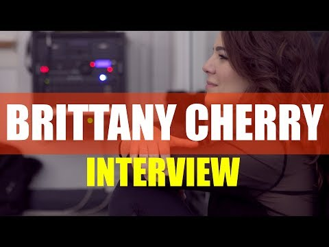 'INTERVIEW' with Brittany Cherry - Ed Sheeran's Dancer from 'Thinking Out Loud'