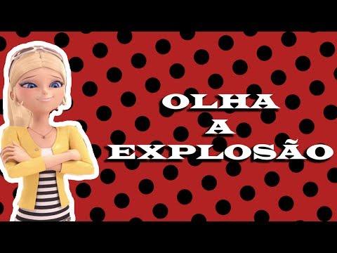 Miraculous Ladybug-Olha a explosão Versão Chloe MC Kevinho