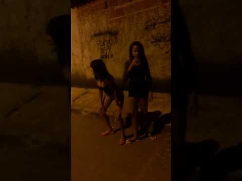 Funkeiras da favela