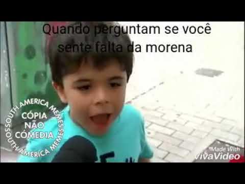 SAUDADES DA MORENA