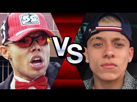 MC Lan contra MC Pedrinho - Duelo dos Funkeiros