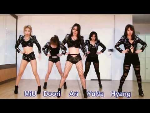 BEYONCE RUN THE WORLD GIRLS WAVEYA Korea dance group COVER DANCE