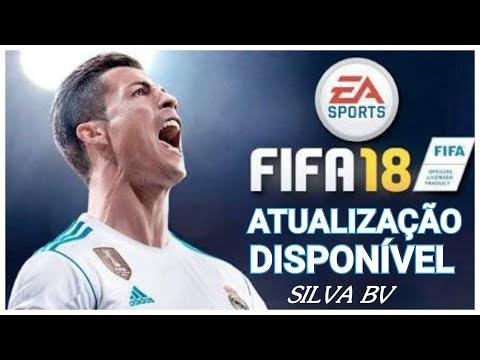 SHOW DE BOLA NOVA ATUALIZAÇÃO FIFA MOBILE 18