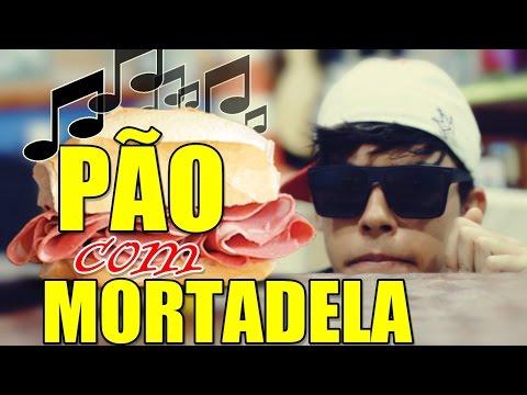 Pão com Mortadela Paródia MC João - Baile de Favela