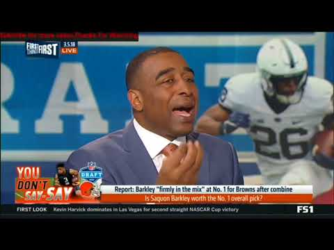 Cris Carter and Nick Wright reacts to Lonzo Ball will live up to the hype