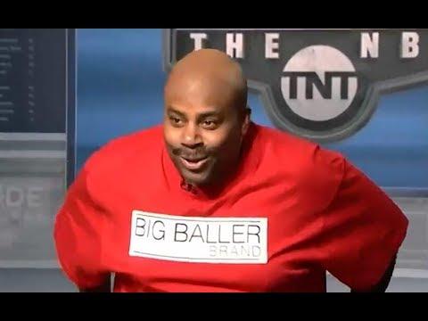 WATCH VIDEO Kenan Thompson s LaVar Ball makes appearance on 'Inside the NBA' CCTV News