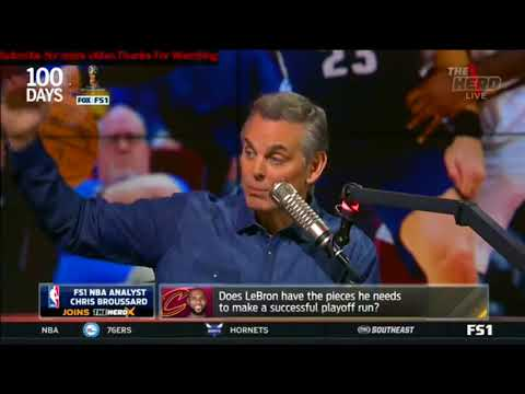 Chris Broussard-Have Lonzo Ball and the Lakers shown enough to attract LeBron to LA