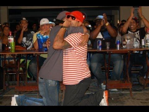 MC'S Frank e Tikão ao vivo no mesmo palco Participação especial MC Didô