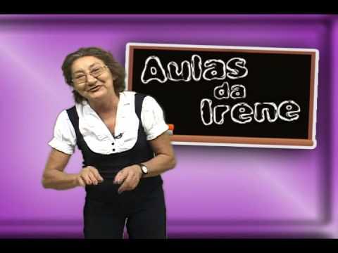 AULAS DA IRENE - CUTUCADA NO FACEBOOK