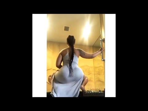 HAVE YOU EVER SEEN A BLACK GIRL TWERK BIG BOOTY TWERK They Killed It