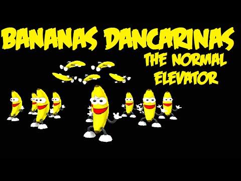 Bananas Dançarinas - The Normal Elevator - Roblox