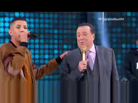 MC DON JUAN FAZ A FESTA NO RAUL GIL - SBT
