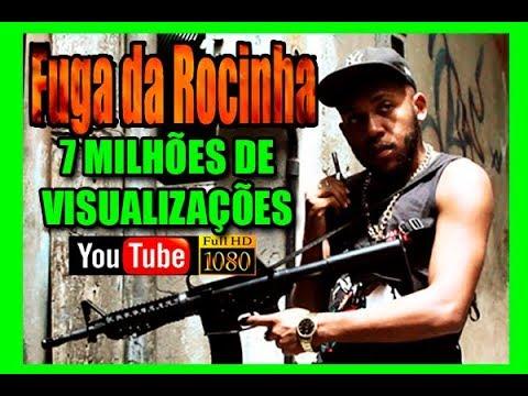 FUGA DA ROCINHA - FILME COMPLETO FULL HD