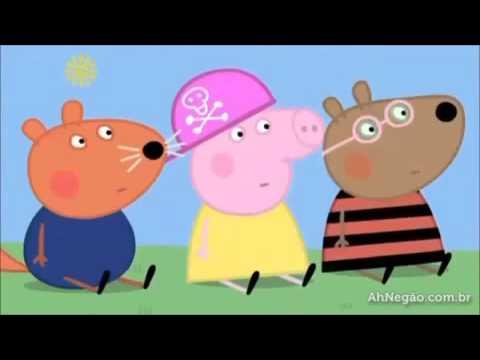 Peppa Pig funkeira