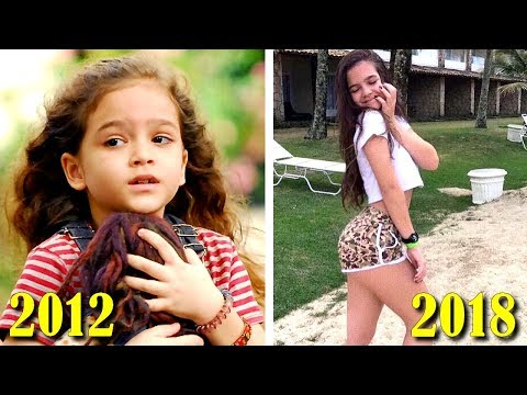 3 Crianças Famosas Antes e Depois 2018