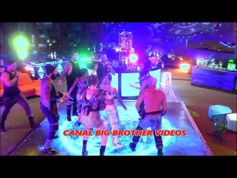 BBB18 Anitta retorna a Festa Galáctica e dança funk com brothers e eles enlouquecem