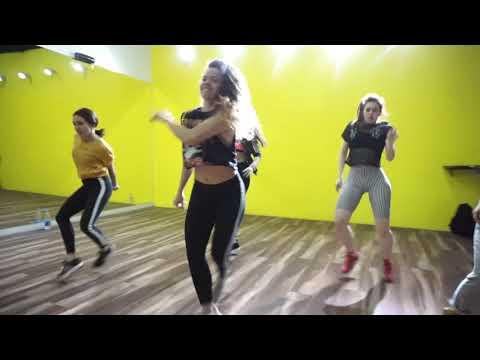 MACHIKA - J Balvin Jeon & Anitta by Katerina Troitskaya Dancehall Funk