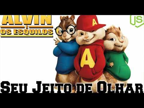 MC Kevin e 1Kilo - Seu Jeito de Olhar - Com Alvin e os Esquilos
