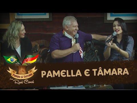 Pamella Oliveira e Tâmara Dias - Entrevista 25 03 2018
