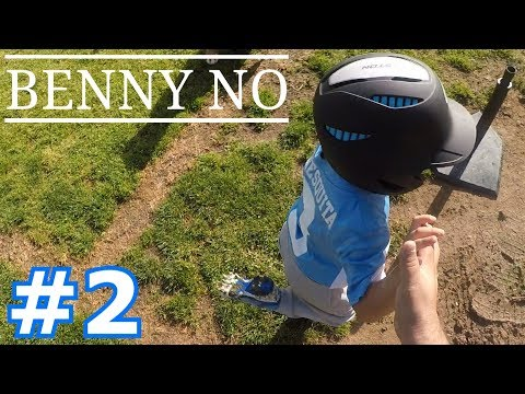 LUMPY RUNS ALL THE WAY HOME BENNY NO TEE BALL SERIES 2