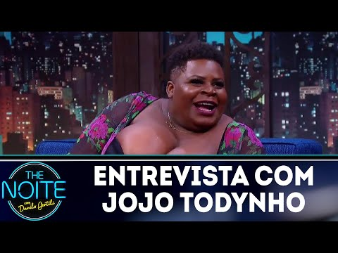 Entrevista com Jojo Todynho The Noite 22 03 18