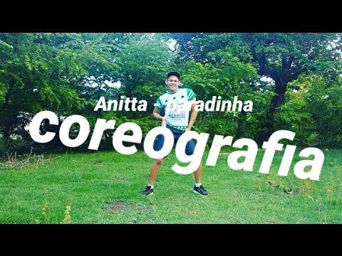 ANITTA - PARADINHA - COREOGRAFIA COREOGRAPHY JACKSON DANCY