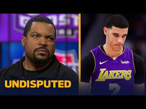 Ice Cube on Lonzo Ball's rookie season 'So far so good' UNDISPUTED