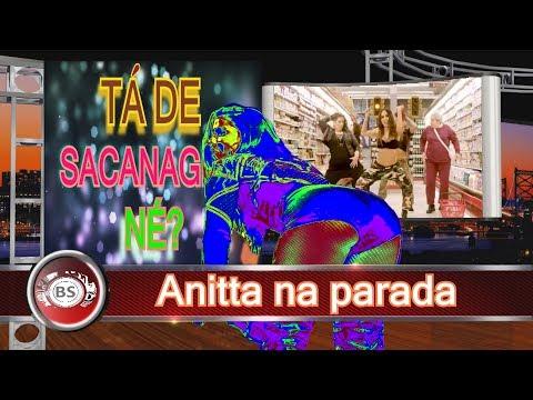 ANITTA CLIPE PARADINHA TA DE SACANAGEM NE