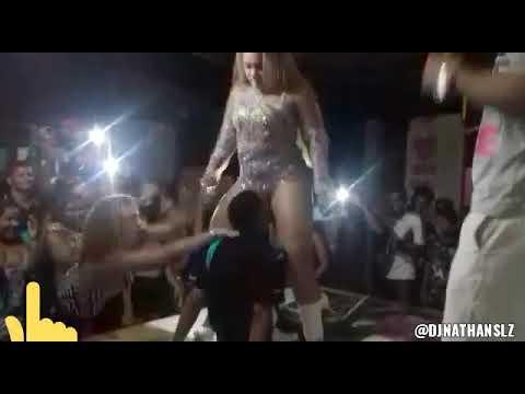 Mulher ataca ex namorado em baile funk em São Luís Maranhão