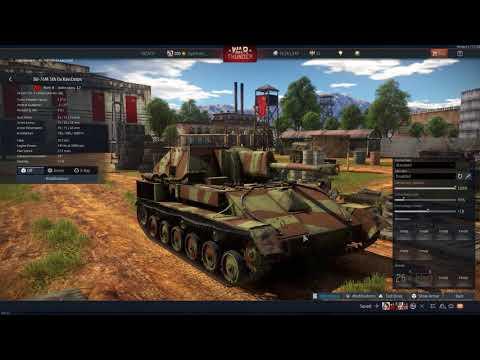 War Thunder - Collectible Vehicle Coupons War Bond Shop - April 2018