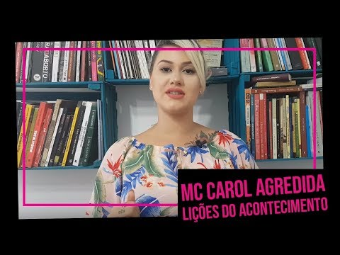 MC Carol Agredida - Sara Winter