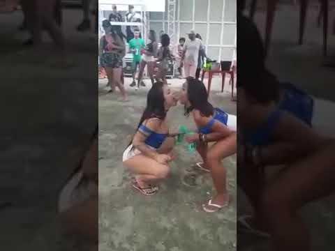 As Vips Gostosas no Baile funk