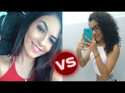 Batalha das Dançarinas DuDaah Silva VS Kat Dance