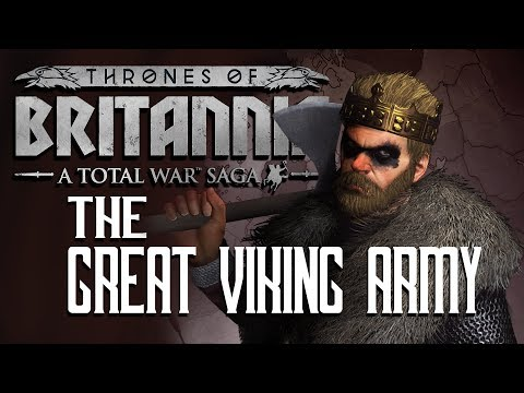 Thrones of Britannia The Great Viking Army
