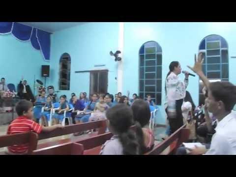 Cantora Tamara Dias - CHEIRO DE MILAGRE