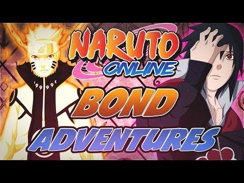 Naruto Online Bond Adventures Super Team 7