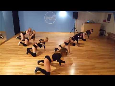 Twerk DivASS Redfoo - Booty Man Wazzup Dance Studio Poznan Poland